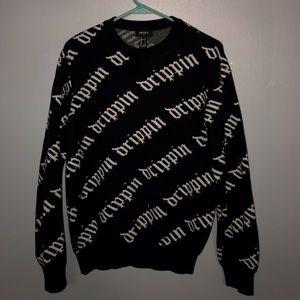 Drippin Crewneck sweater